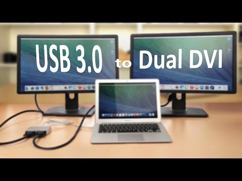 User Guide of UGREEN USB 3.0 to Dual DVI(HDMI, VGA) External Graphic Card