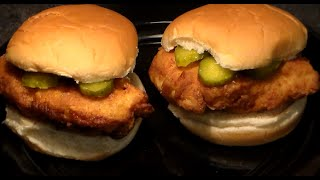 Spicy Chicken Sandwich Recipe: How To Make The BEST Chicken Sandwich