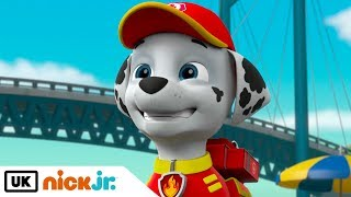 Paw Patrol | Pups Save the Kitty Rescue Crew | Nick Jr. UK