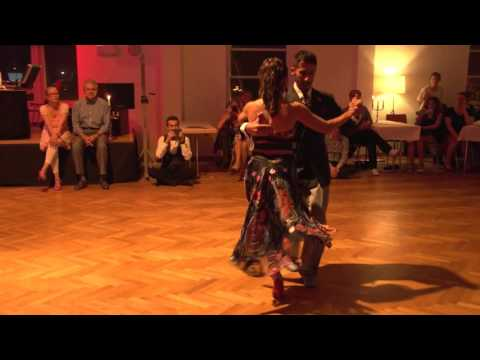 "Christian Marquez & Virginia Gomez ""Los Totis"" 2, Tangofestival Innsbruck, Oct .2015"