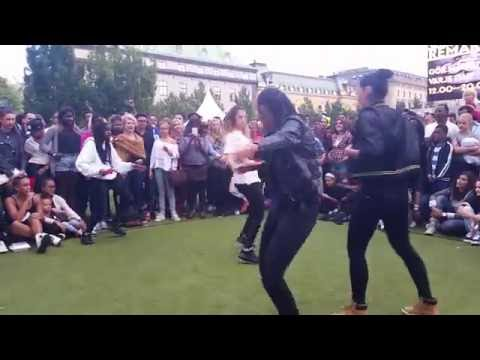 It is the best dancing in Stockholm 2014 ung 08
