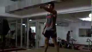 Body Attack 82 Diego Salazar