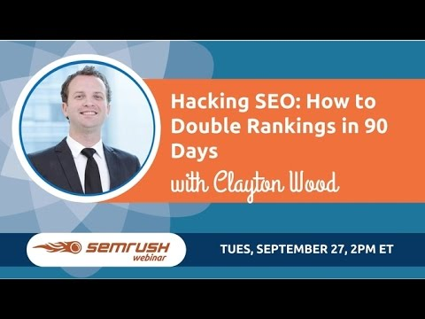 Hacking SEO: How To Double Rankings in 90 Days