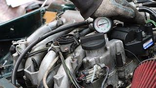 видео Проверка компрессии двигателя