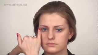 видео Как наносить макияж правильно: советы и рекомендации