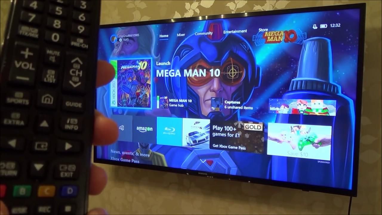 מדהים How to enable GAME MODE on a Samsung 4K TV (28) - YouTube AC-43