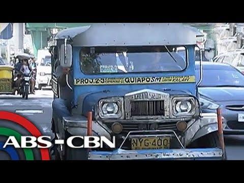 Duterte, binalaan ang mga tutol sa jeepney modernization