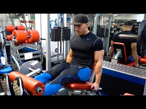 5 Leg Exercises You Should Be Doing | QUADS