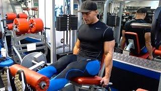 5 Leg Exercises You Should Be Doing | QUADS