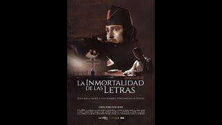 TRAILER La Inmortalidad de las Letras