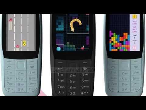 Rikthehet Nokia 105/ Celulari super rezistent, jo smartphone, por ka aplikacionet bazë
