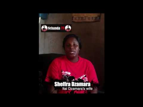 Sheffra Dzamara thanks well-wishers who donated via Nehanda Radio