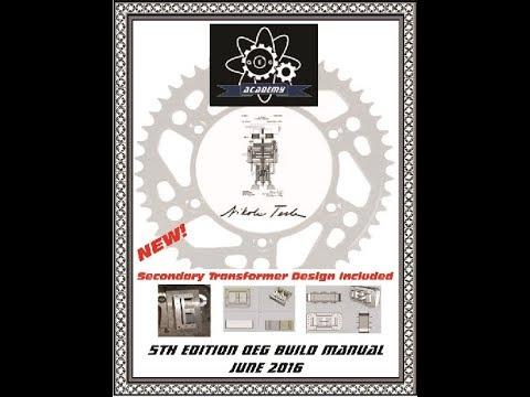5th ed Quantum Energy Generator (QEG) Free Energy Generator Build Manual