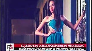 Melissa Lobatón Klug - Modelo Lima Teens