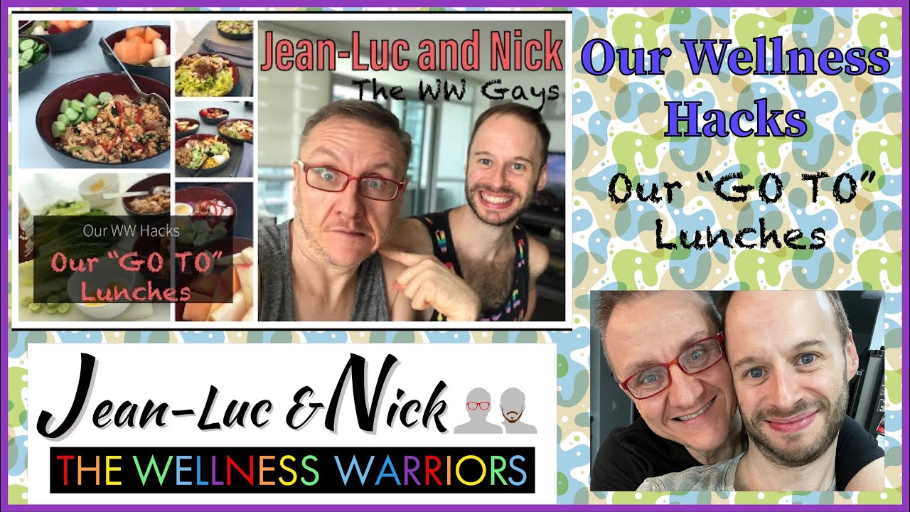 """Our WW Hacks: Our """"GO TO"""" Lunches"""