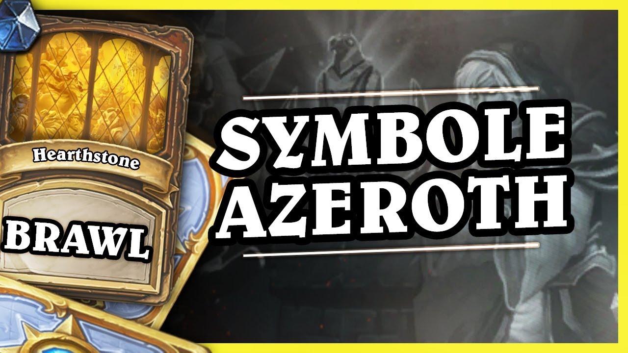 SYMBOLE AZEROTH – Hearthstone Brawl