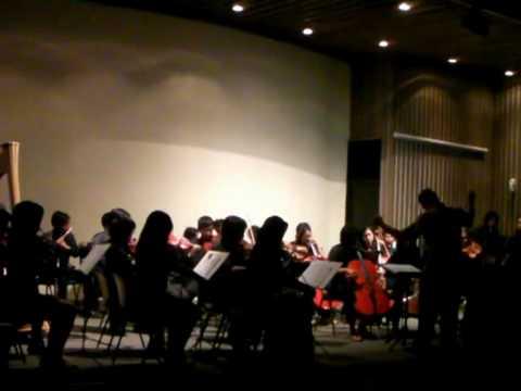 Canon in D - University of Indonesia Symphony Orchestra Mahawaditra