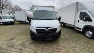Opel Movano Tiefrahmen Koffer (Penders Automobile, Trucks & Vans)