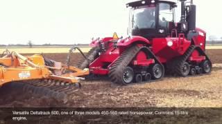 Versatile Deltatrack Farmers Guide