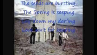 Love aint for keeping lyrics