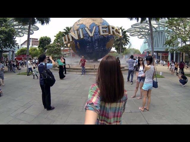 Universal Studios Singapore 2014 HD - TheSmartLocal.com Singapore Attractions Episode 6