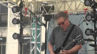Cincinnati blues from Sonny Moorman, performing at the Taste of Cin...