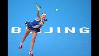 2017 China Open Quarterfinals | Jelena Ostapenko vs. Sorana Cirstea | WTA Highlights