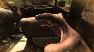 Far Cry 2 (PC) walkthrough - Intro Cutscene