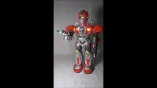 Brinquedo Antigo Robô anos 80 - Vintage Toy Robot 1980's