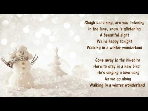 Winter Wonderland *❃* Johnny Mathis
