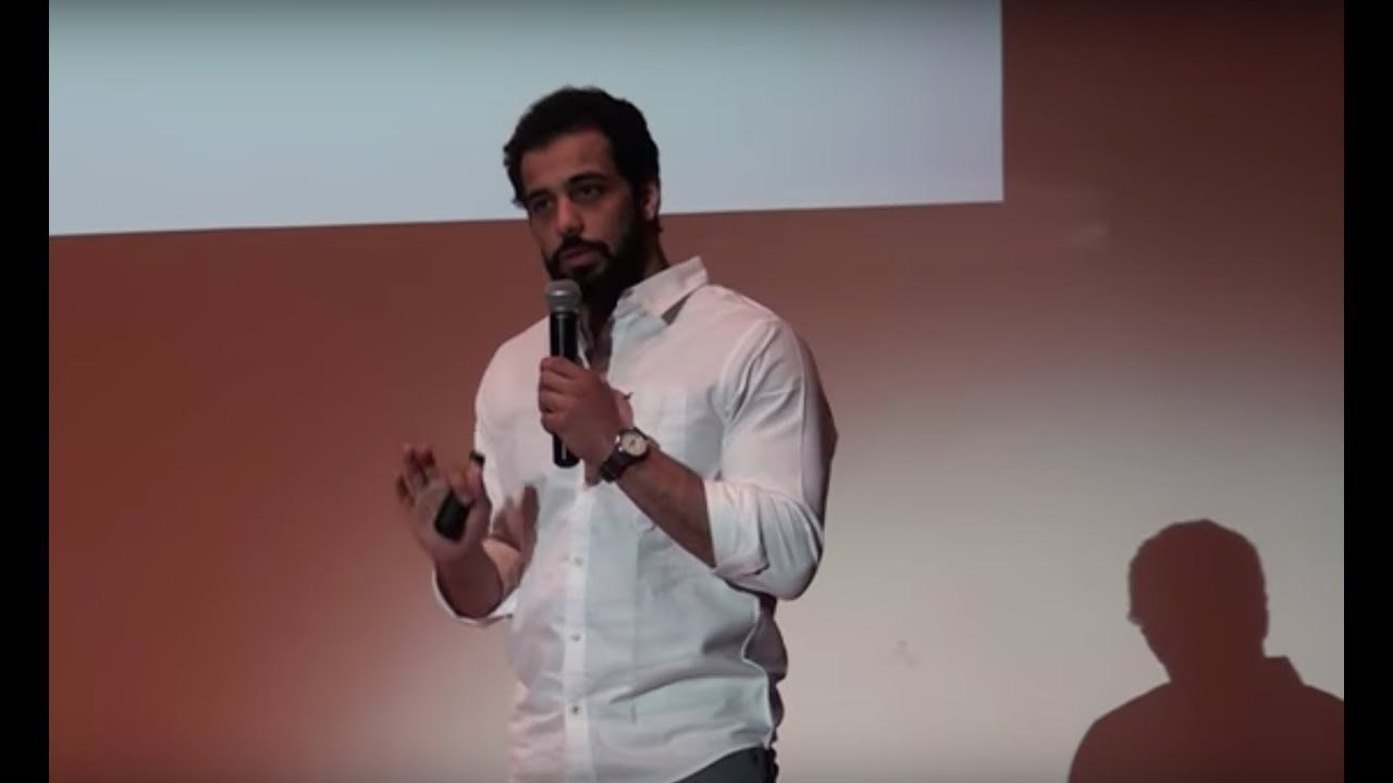 The master of all is the master of all | Ahmed Abdel Kawi | TEDxMaadi