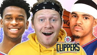 REBUILDING THE LOS ANGELES CLIPPERS! NBA 2K19