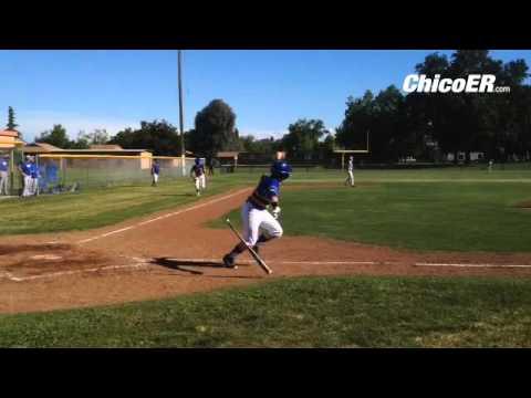 VIDEO: Hamilton's Cade Johnson 2-run hit  @cort_johnson @DamianDiaz22  @ImIvanbruh @ravrit97 @ivette_