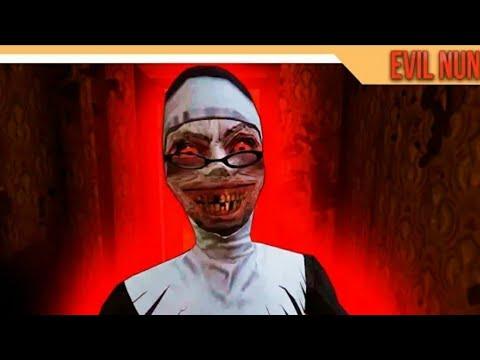 Прохождение хоррора прохождение Evil Nun: Ужас в школе || MAMBL || Советуем его посмотреть!!!