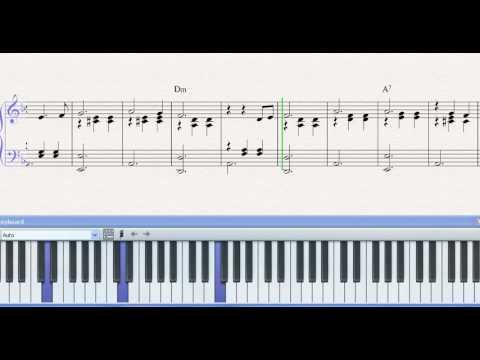 partitura piano alejandra enrique mora andrade demo