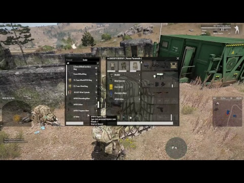 Arma 3- Section 7 Invade & Annex PUBLIC Server 22-4-18 20:40