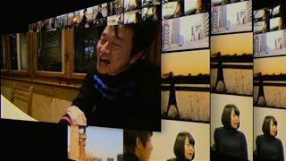 ドキュメンタリー風のこの MV では、テレビ収録のリハーサルに臨む小沢...