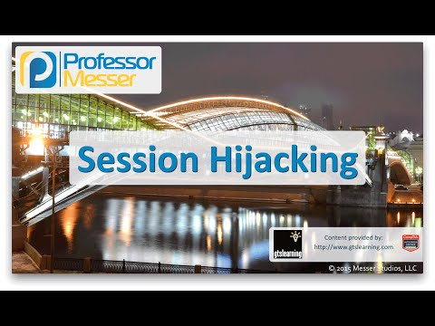 Descargar Video Session Hijacking - CompTIA Network+ N10-006 - 3.2