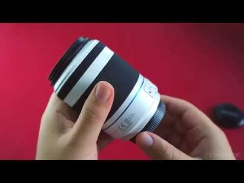 unboxing-lente-samsung-nx-50--200mm-ois-iii