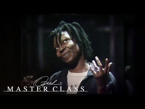 The Hilarious One-Woman Show That Sparked Whoopi's Career | Oprah's Master Class | OWN