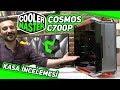 Cooler Master Cosmos C700P Detaylı RGB Kasa İncelemesi