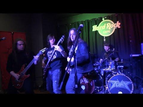 Damaj @ Hard Rock Cafe Glasgow Scotland 17/11/2017