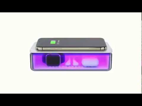 phone-uv-sterilizer-and-wireless-charger