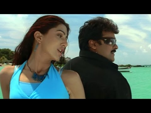 Jai Chiranjeeva Movie || Thumsup Thunder  Video Song || Chiranjeevi, Bhumika Chawla Hd 1080p