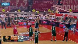 a1 finals 2010 game 2 olympiacos vs panathinaikos 79 72 30 05 2010
