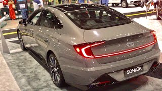 США АВТО НОВИНКИ 2020 Hyundai Sonata Ford Explorer Kia Telluride Chevrolet Blazer Auto Show Orlando
