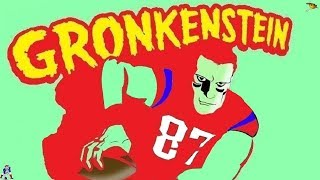 Gronkenstein (The Greatest All Around TE in NFL History)