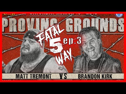 CZW Fatal 5 Way - Proving Grounds