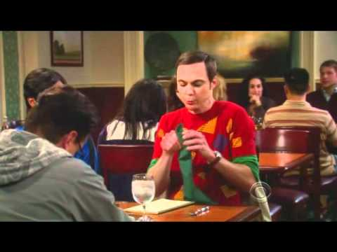 The Big Bang Theory - That's it then I'm dead