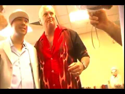 RICKY ROMA WWE BACKSTAGE